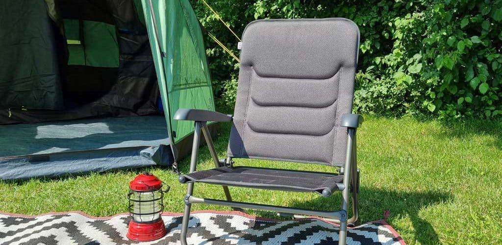 rredwood luano comfort lage camping stoel 1