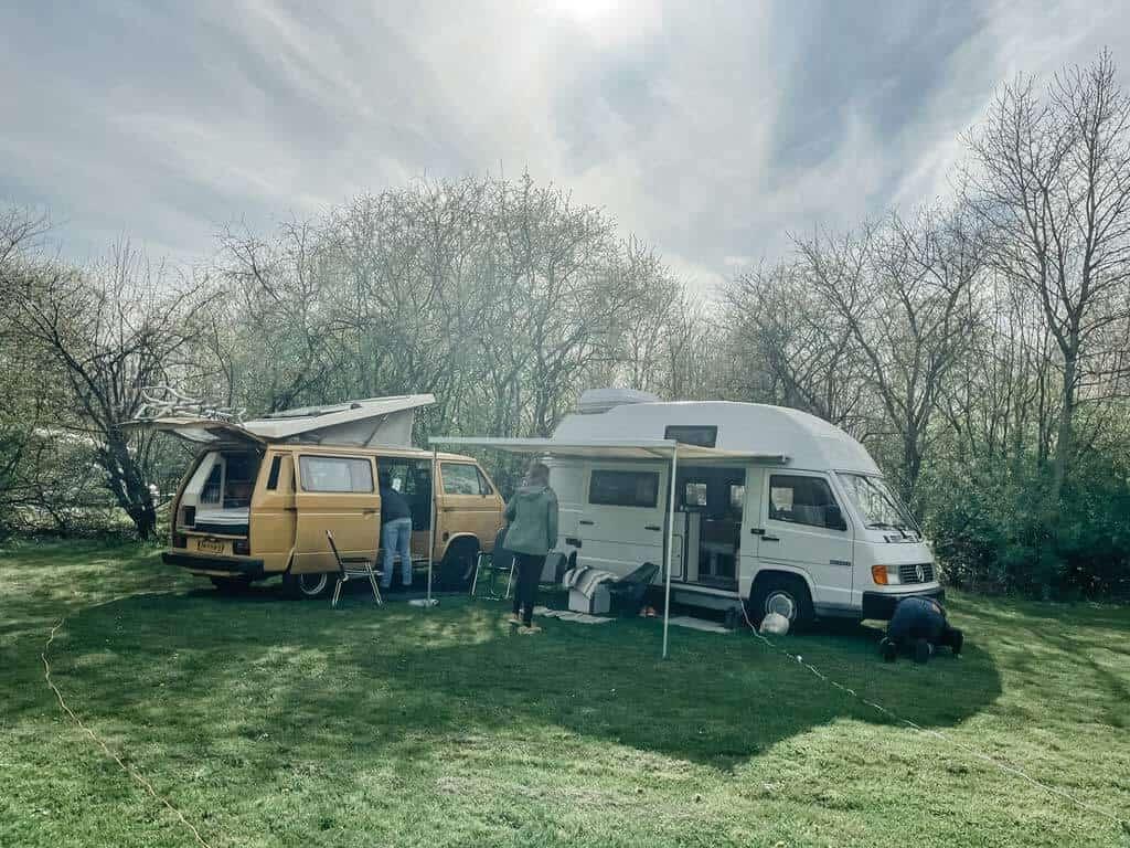 tips wonenin camper