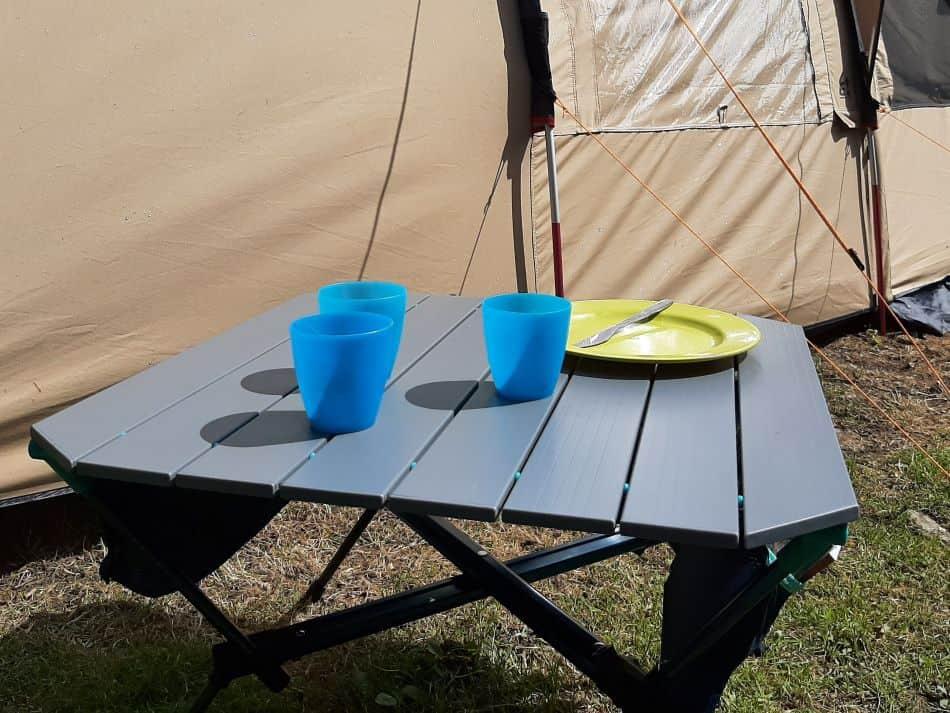 Quechua MH500 tafel