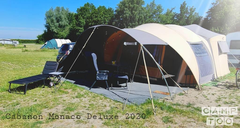 Cabanon caravan uit 2020