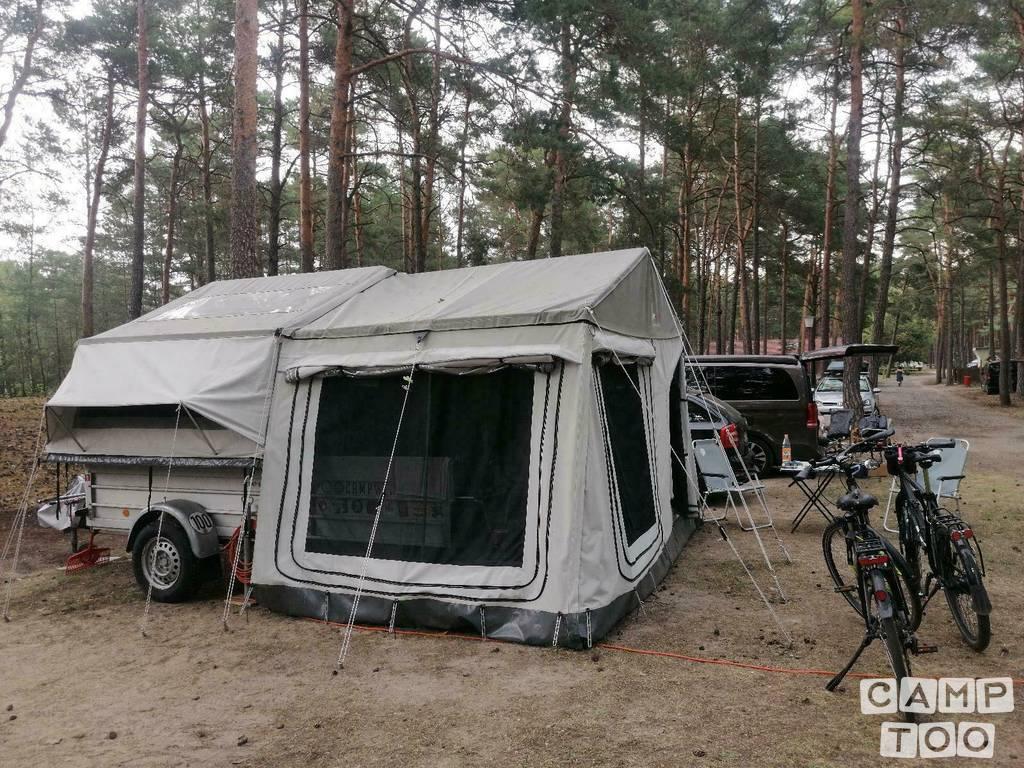 Campwerk caravan uit 2019